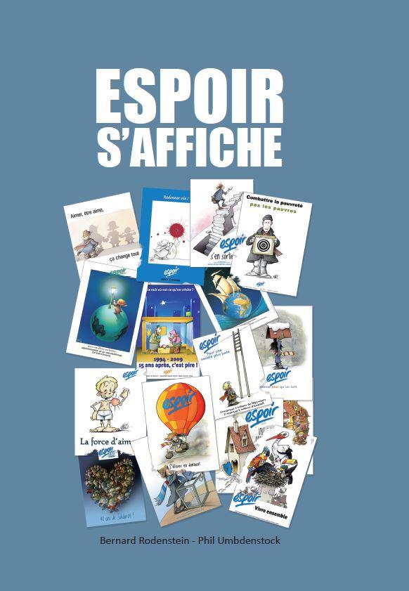 Album Espoir s'affiche, Association Espoir Colmar, Association humanitaire Alsace, Association Colmar, Hébergement Colmar