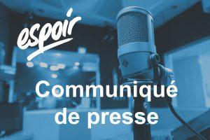 Communiqué de presse, Association Humanitaire Colmar, Alsace, association